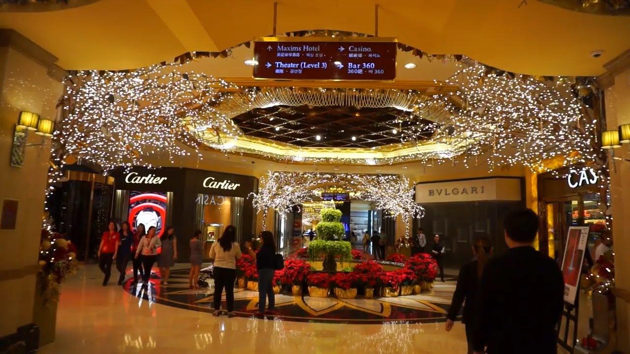 Ang Ganda Resorts World Manila Newport