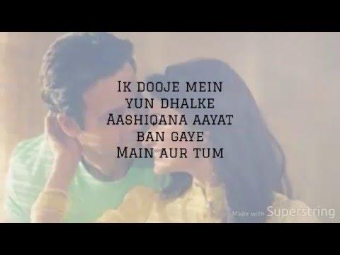 Itni Si Baat Hai with Lyrics - Azhar (2016)