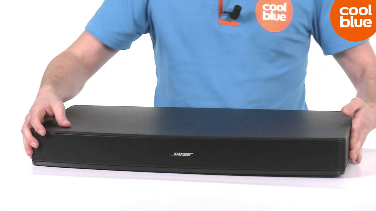 Bose Solo 15 Tv Sound System Productvideo Nlbe Youtube