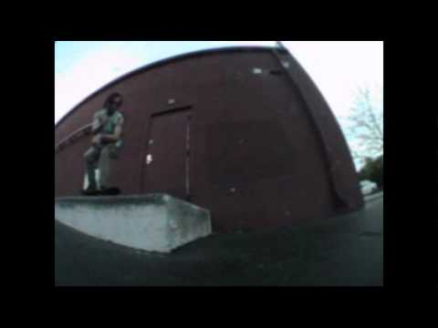 Matt Burch treflip at rugged