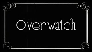 If Overwatch Was Made in 1920