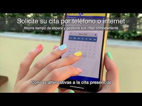 El INGESA recuerda que se puede pedir cita por teléfono o Internet