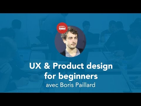 UX & Product Design For Beginners