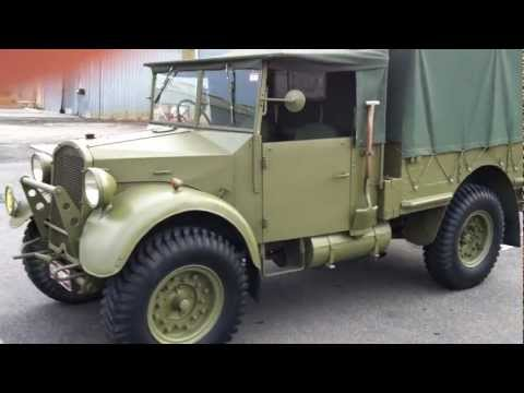 1941 FORDSON W.O.T 2H ARMY TRUCK