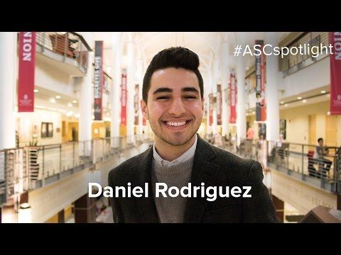 Daniel Rodriguez: ASC Spotlight