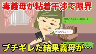 【LINE】干渉が凄まじい毒姑は、もはや監視並→我慢の限界で本音爆発!(スカッとするLINE)