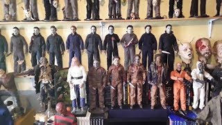 Michael Myers 12 inch 1:6 1/6 halloween full collection