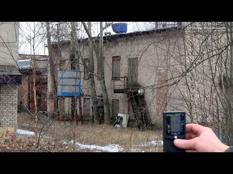 Радиация в Электростали на заводе ЭЗТМ. видео Алексея Луполенко Https://vk.com/mother_hucker