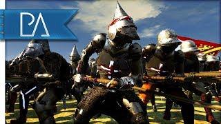 8 ARMY MEDIEVAL SMACKDOWN: OVER 14k TROOPS - Medieval Kingdoms Total War 1212ad Mod Gameplay