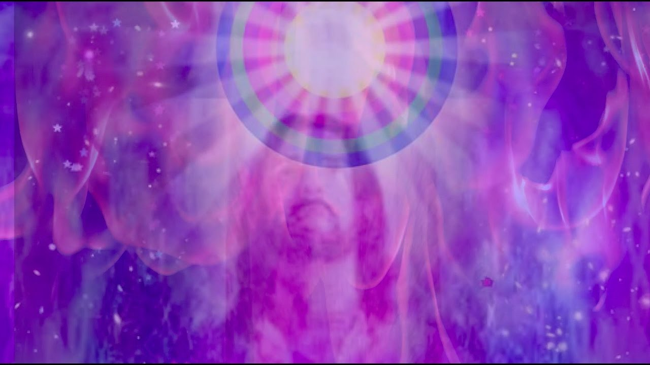 VIOLET FLAME Meditation with ©Aeoliah 2016 - YouTube