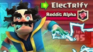 ELECTRO WIZARD IN REAL LIFE | Clash Royale