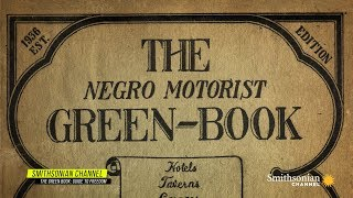 """Comcast/Smithsonian Channel  - The Green Book """"Guide to Freedom"""""""