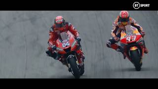 Overtake, huge crashes, thrilling final laps | The best of the 2019 MotoGP season so far