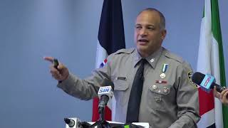 Policía Nacional apresa integrantes de banda criminal desmantelada en La Romana