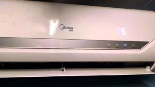 Alarme CL condicionador de ar Midea Liva