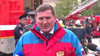 Губернатор Волгоградской области озвучил предварительную причину взрыва в четырехэтажке