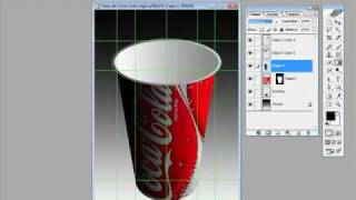 Vaso de Coca-Cola - Photoshop.wmv