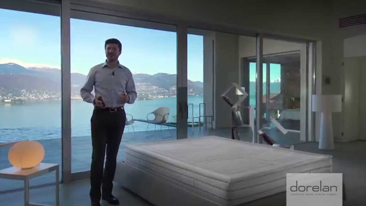 Materasso Twin 2000 Comfort Suite by Dorelan - YouTube