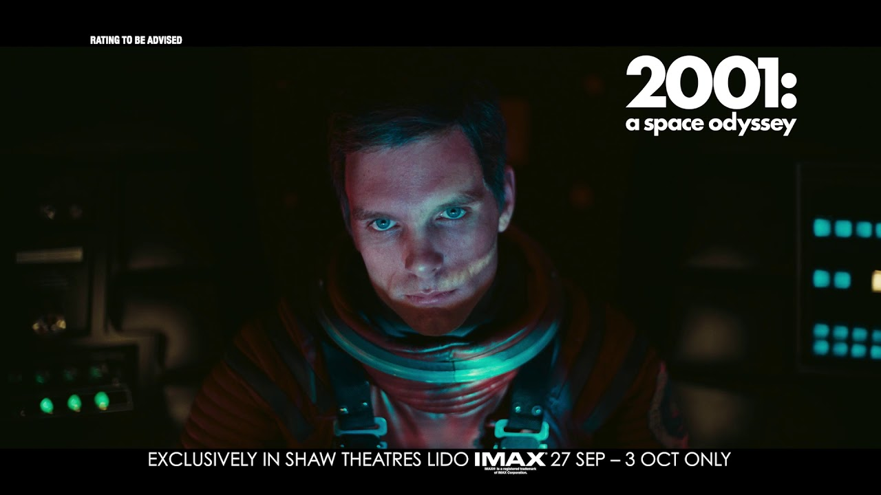 Download 2001: A SPACE ODYSSEY Trailer [HD]
