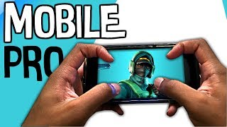 🔴 Time to Get 3rd Partied * iOS PLAYER * Fortnite Mobile (Season 7)