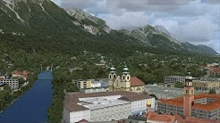 [FSX:SE] Orbx LOWI Innsbruck airport with Flugwerk Austria HD West v2