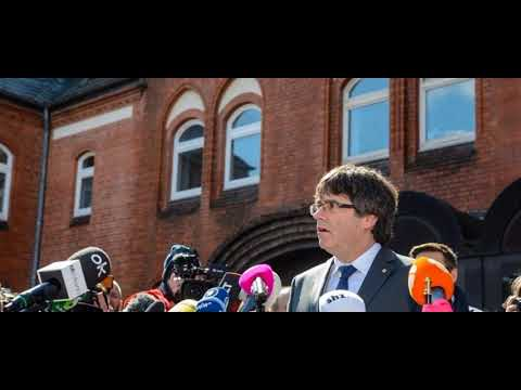 Carles Puigdemont: Released Former-Catalan Lead Telephone Call For Dialog