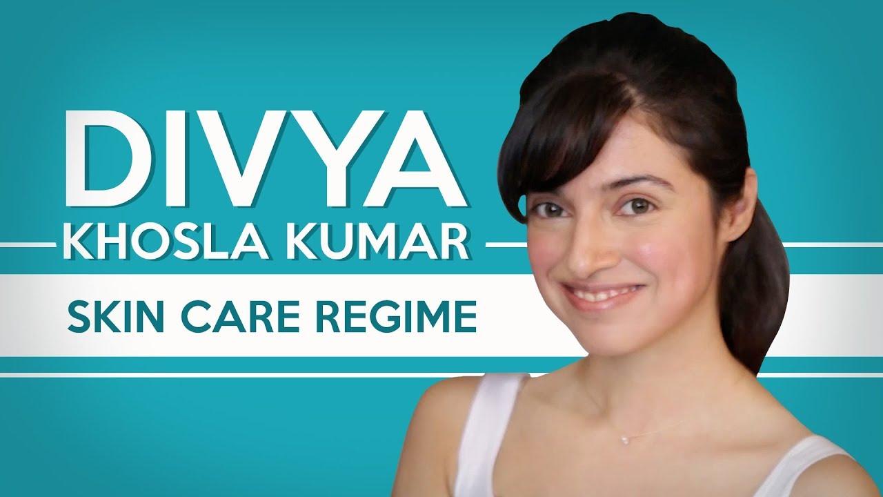 Divya Khosla Kumar reveals her skincare routine secrets | Skin Care Tips | Fashion | Pinkvilla
