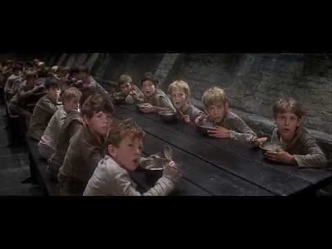 Oliver! (1968) - La bouillie d'avoine
