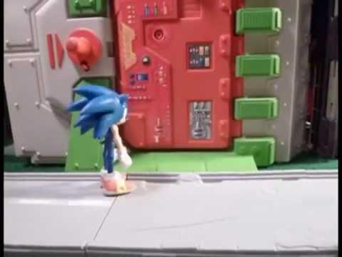 Sonic vs. Stupid-Sonic