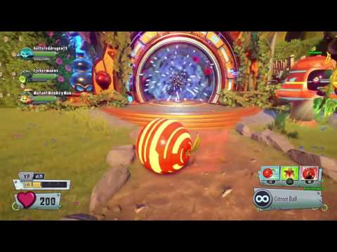 Plants Vs Zombies Garden Warfare 2 All Gnomes On Team Vanquish Maps Youtube
