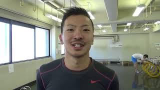 2018年7月1日、大宮競輪でデビューする113期の伊藤歩登選手にインタビュ...