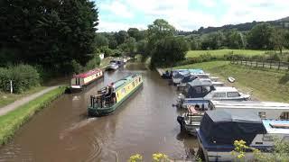 Monmouthshire and Brecon Canal at Llangattock Upper Yard Bridge No 115