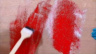 Здоровье  Когда ремонт превращается вбедствие  Опасные краски  (15 01 2017)