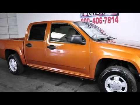 Usado 2006 Chevrolet Colorado Para La Venta en Houston TX