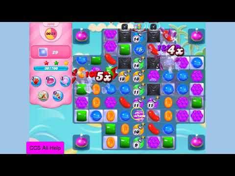 Candy Crush Saga Level 3090 NO BOOSTERS Cookie