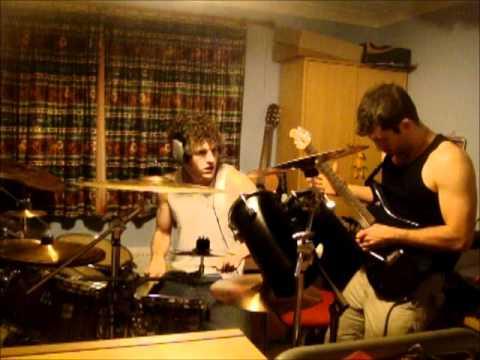 Joe Satriani - Crowd Chant (Guitar + Drum Cover)