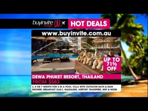 Buyinvite: Dewa Phuket Resort, Thailand