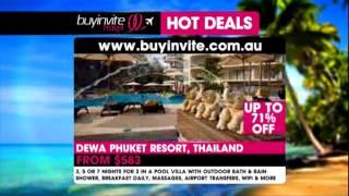 Buyinvite: Dewa Phuket Resort, Thailand Thumbnail