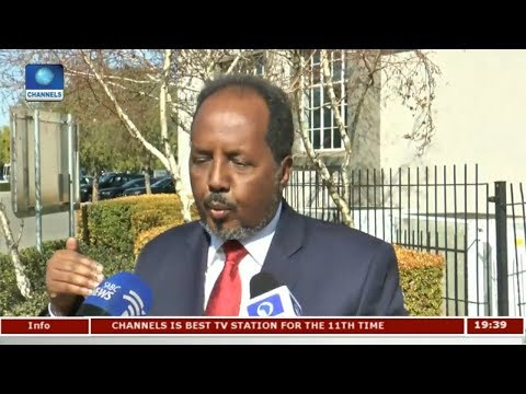 Interview With Fmr Somali President At African Leadership Forum Pt 1 | Diplomatic Channel |