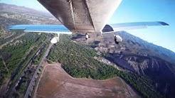 Flying into Beautiful Kearny, AZ - E67
