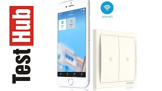Koogeek Smart Light Switch KH02CN dla Apple HomeKit