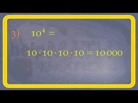 Esercizi Potenze 1, matematica compiti scuola