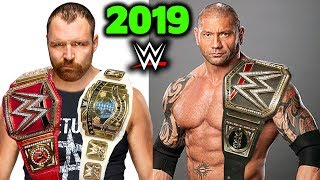 10 Backstage WWE Rumors for 2019 - Dean Ambrose Heel Turn Plans