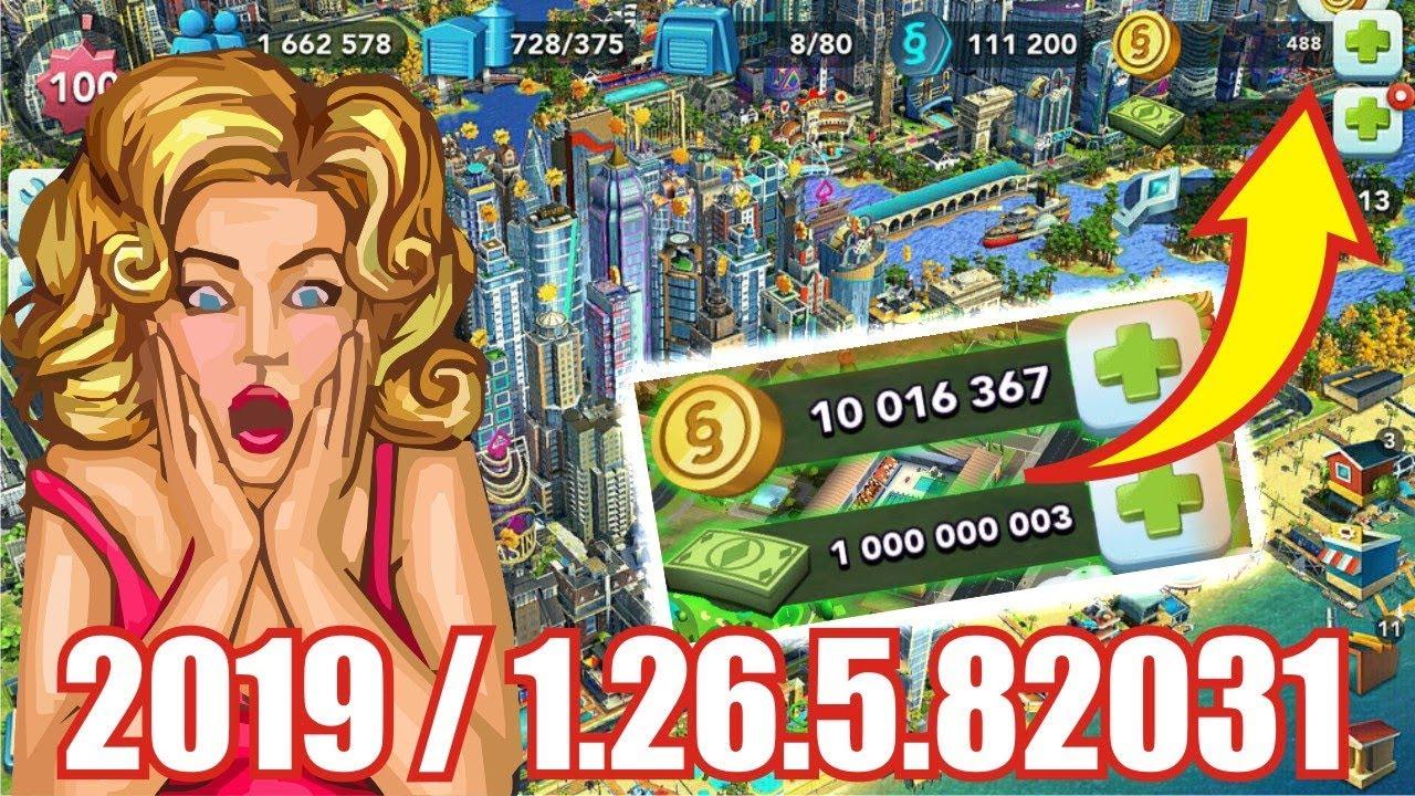 Simcity apk unlimited money | SimCity BuildIt MOD APK Download