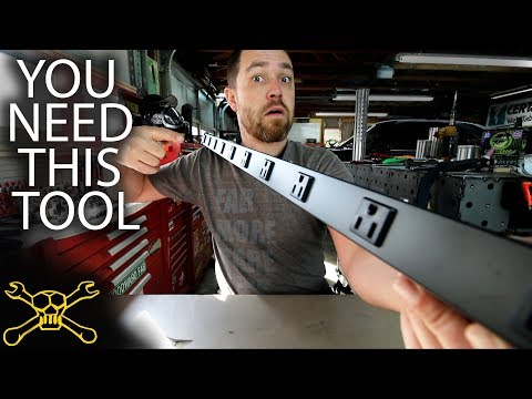 You Need This Tool - Episode 93 | 4ft Metal Power Strip
