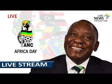 President Ramaphosa addresses ANCWL's Africa Day Celebration