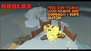 DARE NUOVI OGGETTI GRATUITI DI DIO! (Sacchi di Dio, armatura di Dio) Roblox Booga Booga