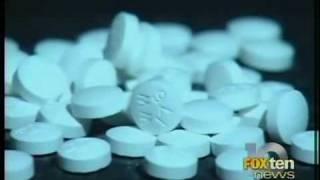 Prescription drug overdose