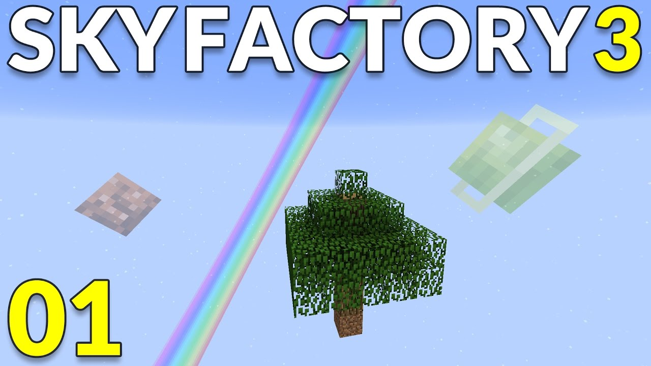 Minecraft: Sky Factory 3 /w Rendog