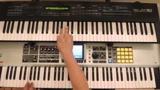 Got To Get You Into My Life (Instructional keyboard tutorial)